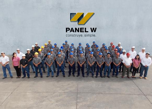 About Us PanelW