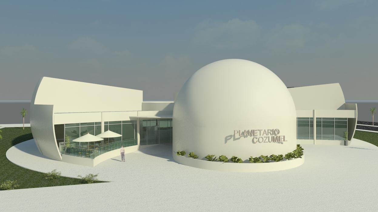 Planetario Cozumel 2